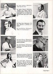 Page 21, 1974 Edition, Alhambra High School - Torch Yearbook (Martinez, CA) online yearbook collection
