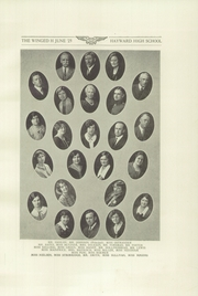 Page 11, 1925 Edition, Hayward High School - Agrarian Yearbook (Hayward, CA) online yearbook collection