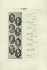 Page 14, 1925 Edition, Hayward High School - Agrarian Yearbook (Hayward, CA) online yearbook collection