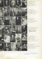 Page 11, 1940 Edition, Hayward High School - Agrarian Yearbook (Hayward, CA) online yearbook collection
