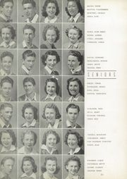 Page 16, 1940 Edition, Hayward High School - Agrarian Yearbook (Hayward, CA) online yearbook collection