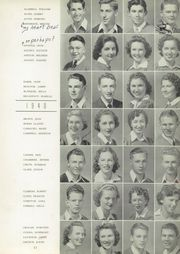 Page 17, 1940 Edition, Hayward High School - Agrarian Yearbook (Hayward, CA) online yearbook collection