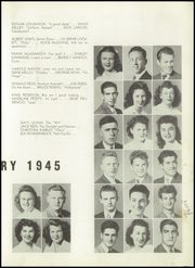 Page 13, 1945 Edition, Hayward High School - Agrarian Yearbook (Hayward, CA) online yearbook collection
