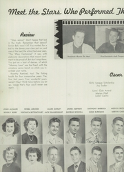 Page 12, 1950 Edition, Hayward High School - Agrarian Yearbook (Hayward, CA) online yearbook collection
