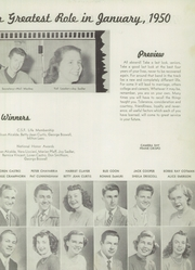 Page 13, 1950 Edition, Hayward High School - Agrarian Yearbook (Hayward, CA) online yearbook collection