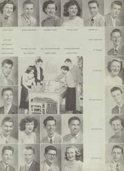 Page 15, 1950 Edition, Hayward High School - Agrarian Yearbook (Hayward, CA) online yearbook collection