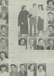 Page 16, 1950 Edition, Hayward High School - Agrarian Yearbook (Hayward, CA) online yearbook collection