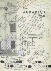 Page 7, 1950 Edition, Hayward High School - Agrarian Yearbook (Hayward, CA) online yearbook collection