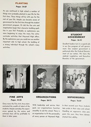 Page 9, 1955 Edition, Hayward High School - Agrarian Yearbook (Hayward, CA) online yearbook collection