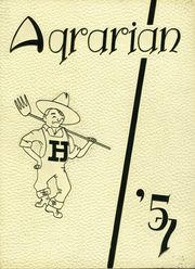 Page 1, 1957 Edition, Hayward High School - Agrarian Yearbook (Hayward, CA) online yearbook collection