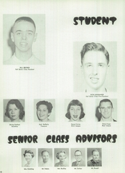 Page 14, 1957 Edition, Hayward High School - Agrarian Yearbook (Hayward, CA) online yearbook collection