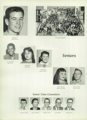 Page 12, 1958 Edition, Hayward High School - Agrarian Yearbook (Hayward, CA) online yearbook collection