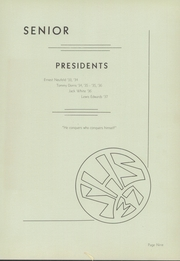 Page 13, 1937 Edition, Shafter High School - Laurion Yearbook (Shafter, CA) online yearbook collection