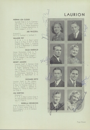 Page 15, 1937 Edition, Shafter High School - Laurion Yearbook (Shafter, CA) online yearbook collection
