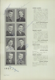 Page 16, 1937 Edition, Shafter High School - Laurion Yearbook (Shafter, CA) online yearbook collection