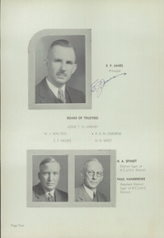 Page 8, 1937 Edition, Shafter High School - Laurion Yearbook (Shafter, CA) online yearbook collection