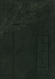 Page 1, 1944 Edition, Shafter High School - Laurion Yearbook (Shafter, CA) online yearbook collection