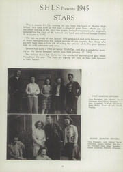 Page 14, 1945 Edition, Shafter High School - Laurion Yearbook (Shafter, CA) online yearbook collection