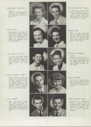 Page 15, 1945 Edition, Shafter High School - Laurion Yearbook (Shafter, CA) online yearbook collection
