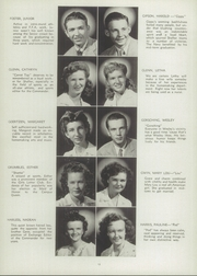 Page 16, 1945 Edition, Shafter High School - Laurion Yearbook (Shafter, CA) online yearbook collection