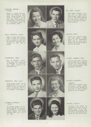 Page 17, 1945 Edition, Shafter High School - Laurion Yearbook (Shafter, CA) online yearbook collection