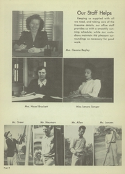 Page 12, 1946 Edition, Shafter High School - Laurion Yearbook (Shafter, CA) online yearbook collection