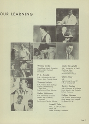 Page 15, 1946 Edition, Shafter High School - Laurion Yearbook (Shafter, CA) online yearbook collection