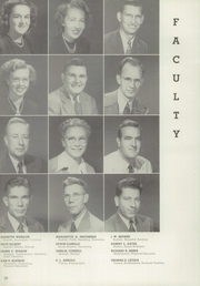 Page 14, 1948 Edition, Shafter High School - Laurion Yearbook (Shafter, CA) online yearbook collection