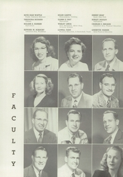 Page 15, 1948 Edition, Shafter High School - Laurion Yearbook (Shafter, CA) online yearbook collection