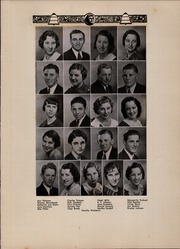 Page 17, 1935 Edition, Escalon Union High School - El Escalon Yearbook (Escalon, CA) online yearbook collection