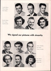 Page 15, 1951 Edition, Manteca Union High School - Tower Yearbook (Manteca, CA) online yearbook collection