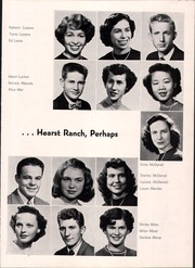 Page 17, 1951 Edition, Manteca Union High School - Tower Yearbook (Manteca, CA) online yearbook collection