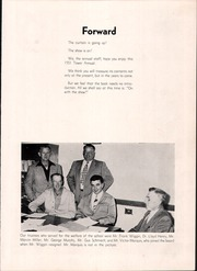 Page 9, 1951 Edition, Manteca Union High School - Tower Yearbook (Manteca, CA) online yearbook collection