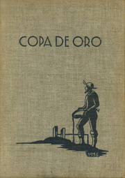 1936 Edition, Fillmore High School - Copa de Oro Yearbook (Fillmore, CA)