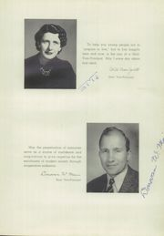 Page 11, 1940 Edition, Fillmore High School - Copa de Oro Yearbook (Fillmore, CA) online yearbook collection