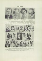 Page 17, 1940 Edition, Fillmore High School - Copa de Oro Yearbook (Fillmore, CA) online yearbook collection