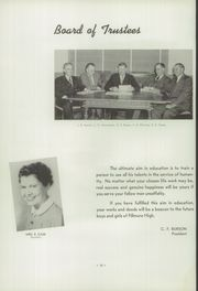 Page 14, 1941 Edition, Fillmore High School - Copa de Oro Yearbook (Fillmore, CA) online yearbook collection