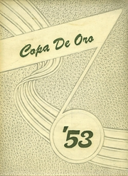 1953 Edition, Fillmore High School - Copa de Oro Yearbook (Fillmore, CA)