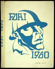 Page 1, 1960 Edition, Fontana High School - Fohi Yearbook (Fontana, CA) online yearbook collection