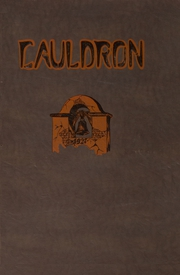 Page 1, 1927 Edition, Huntington Beach High School - Cauldron Yearbook (Huntington Beach, CA) online yearbook collection