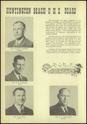 Page 16, 1948 Edition, Huntington Beach High School - Cauldron Yearbook (Huntington Beach, CA) online yearbook collection