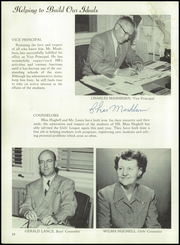 Page 14, 1954 Edition, Huntington Beach High School - Cauldron Yearbook (Huntington Beach, CA) online yearbook collection