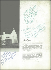 Page 7, 1954 Edition, Huntington Beach High School - Cauldron Yearbook (Huntington Beach, CA) online yearbook collection