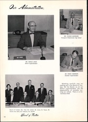 Page 14, 1959 Edition, Huntington Beach High School - Cauldron Yearbook (Huntington Beach, CA) online yearbook collection
