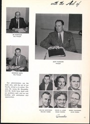 Page 15, 1959 Edition, Huntington Beach High School - Cauldron Yearbook (Huntington Beach, CA) online yearbook collection