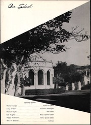 Page 6, 1959 Edition, Huntington Beach High School - Cauldron Yearbook (Huntington Beach, CA) online yearbook collection