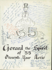 Page 5, 1955 Edition, El Camino High School - Aerie Yearbook (Sacramento, CA) online yearbook collection