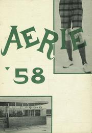 Page 1, 1958 Edition, El Camino High School - Aerie Yearbook (Sacramento, CA) online yearbook collection