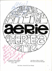 Page 5, 1964 Edition, El Camino High School - Aerie Yearbook (Sacramento, CA) online yearbook collection