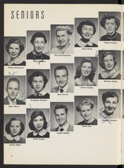Page 12, 1955 Edition, Washington High School - Washingtonian Yearbook (Fremont, CA) online yearbook collection